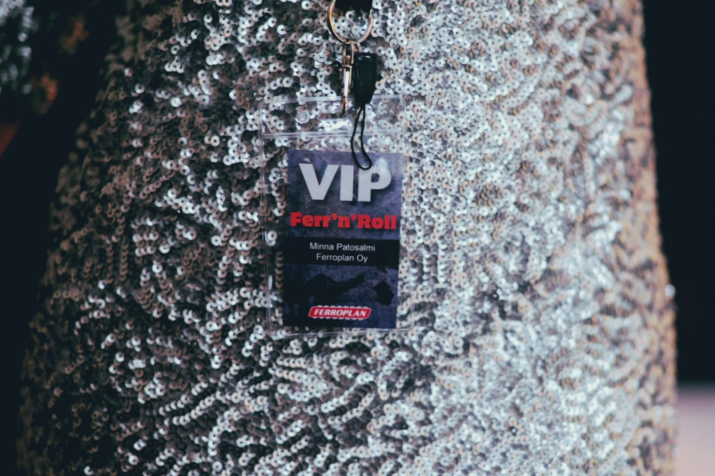 So VIP.